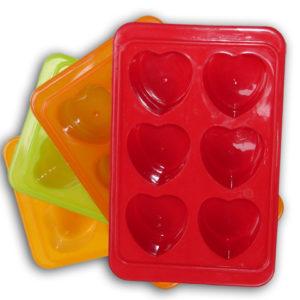 293-8 forma de gelo md. coração