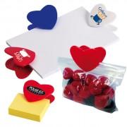 Ref. 145-0 Prendedor de embalagem mod.coração